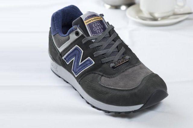 New Balance 576 Tea Pack Earl Grey