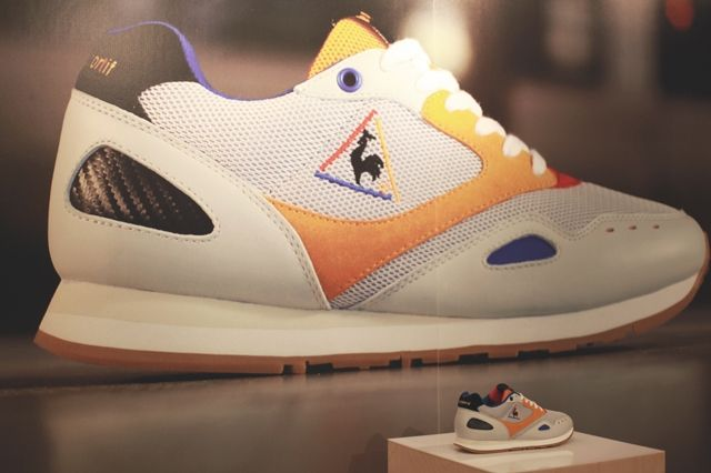 Le Coq Sportif Crooked Tongues Launch