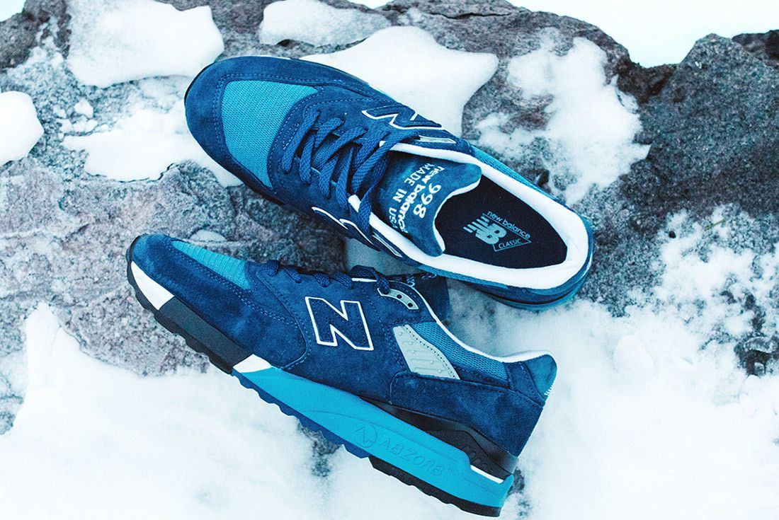 J Crew New Balance 998 National Parks 9