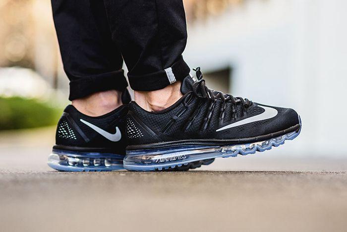 Nike Air Max 2016 Blackwhite11