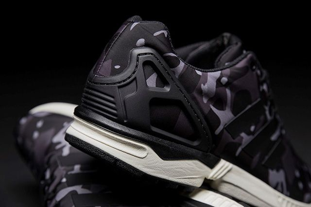 Adidas Zx Flux Sns Exclusive Pattern Pack 12
