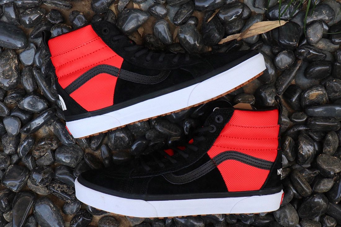 The North Face Vans 4