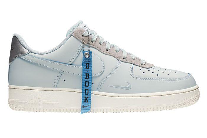 Devin Booker Nike Air Force 1 Low Aj9716 001 Release Date Side