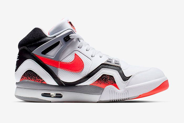 Nike Air Tech Challenge 2 Hot Lava Right