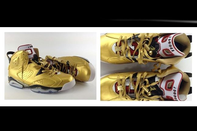 Air Jordan Vi 91 Champ Custom El Cappy Aerial Hero 1