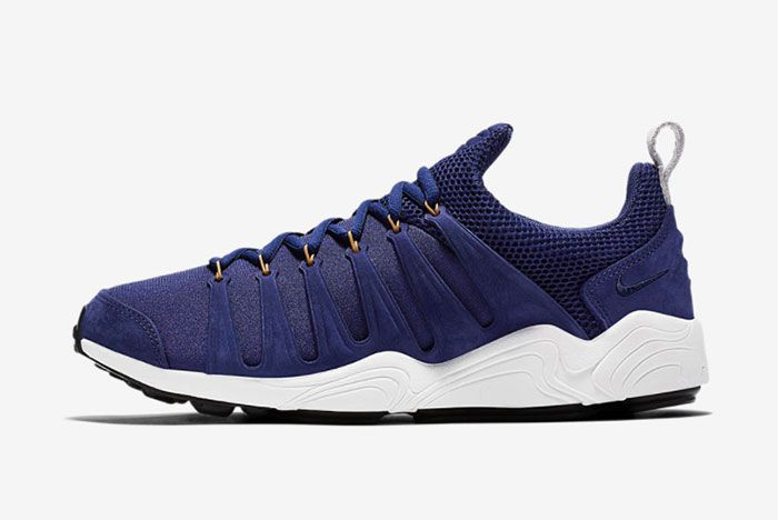 Nike Air Zoom Spirimic Blue 3