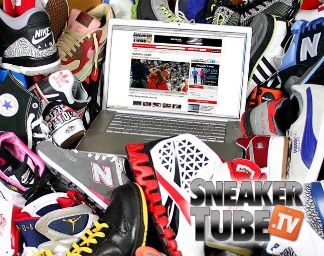 Sneaker Tube 1