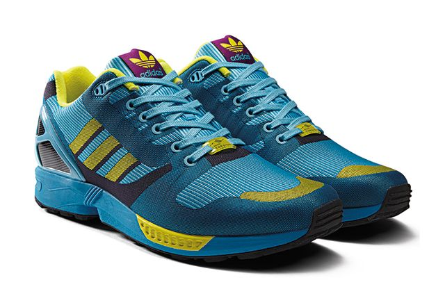 Adidas Originals Zx Flux 000 Og Weave Pack 10