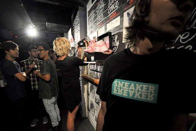 One Offs Sneaker Freaker Tee 1
