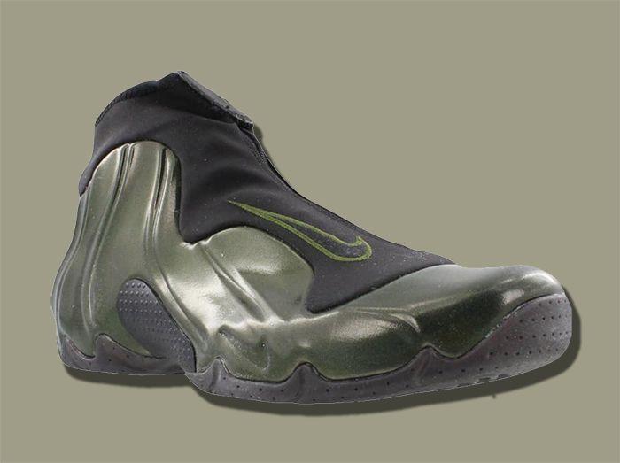 Nike Flightposite Legion Green