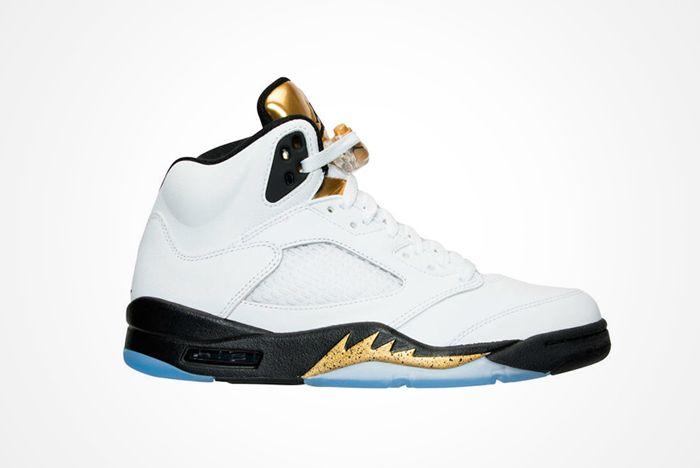 Air Jordan 5 Olympic1