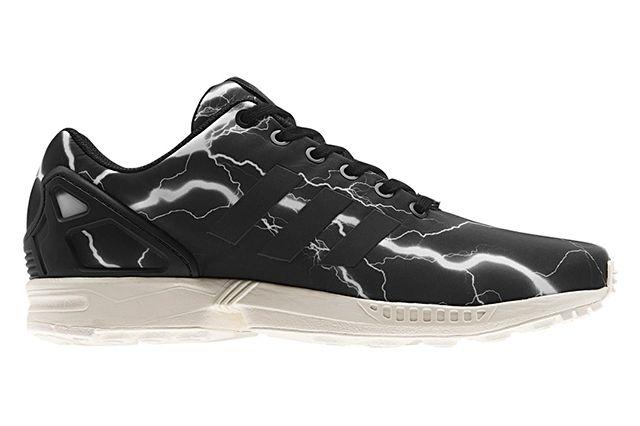 Adidas Originals Zx Flux Black Elements Pack 3
