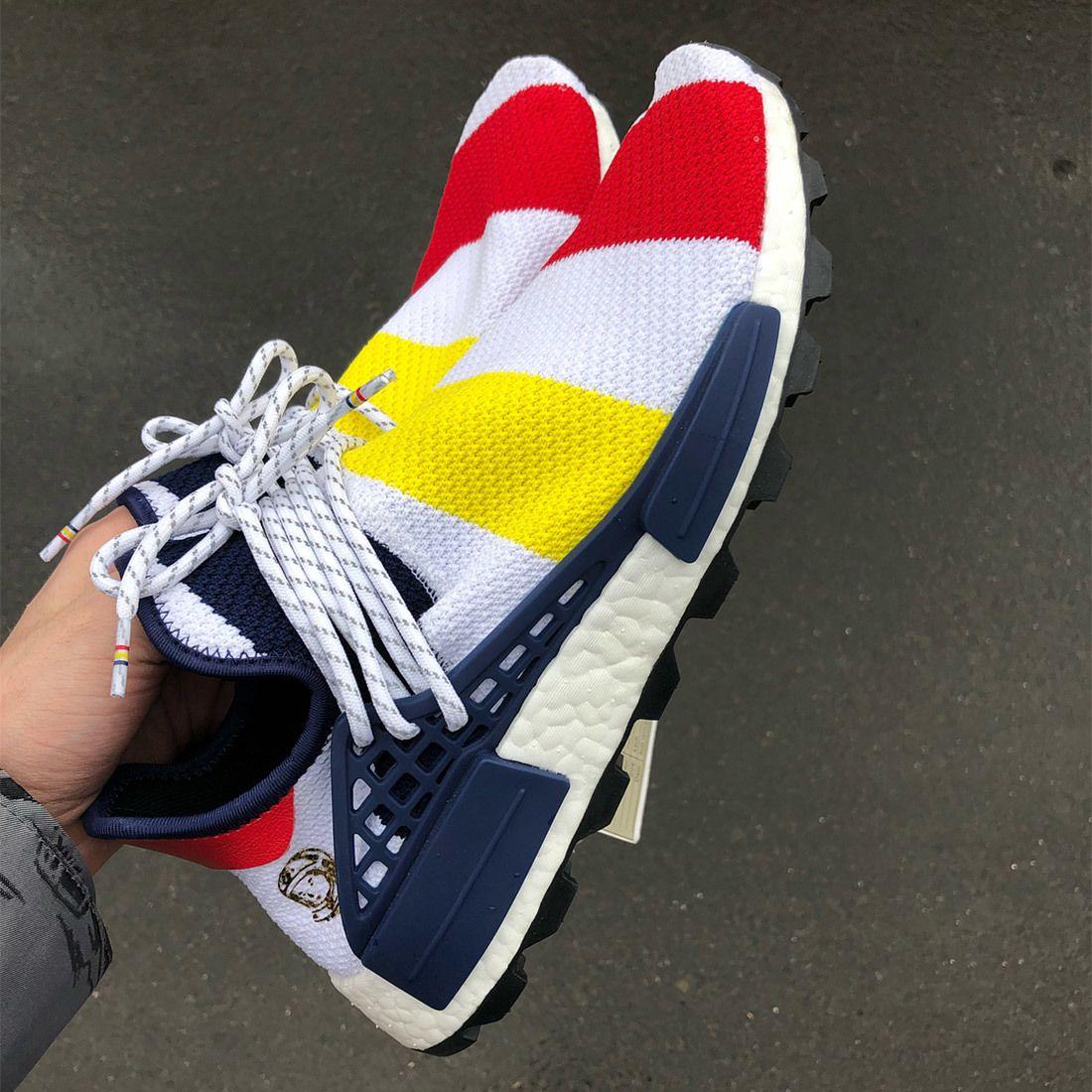 Pharrell X Bbc X Adidas Hu Nmd Sample Sneaker Freaker 6