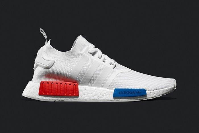 Adidas Nmd R1 Pk White Og9