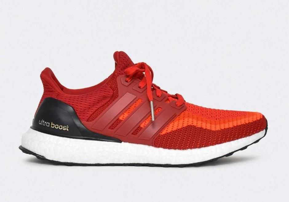 Adidas Ultra Boost Sunset Gradient 02