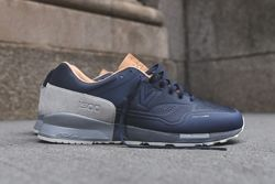 New Balance Md1500 Navy Grey 1