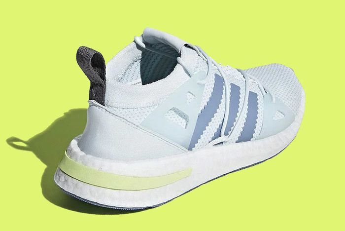 Adidas Arkyn Blue Yellow 1