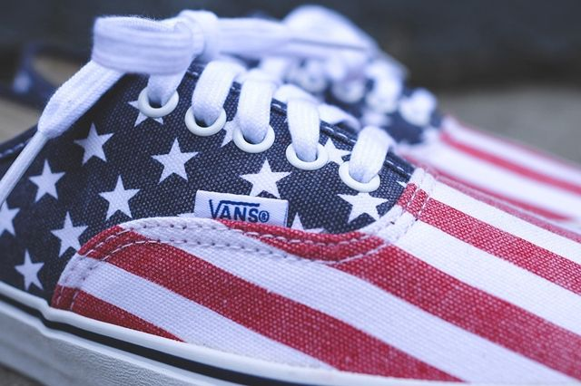 Vans Stars And Stripes Pack 2