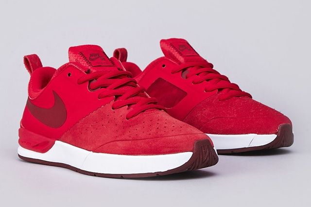 Nike Sb Project Ba University Red White Chianti 6