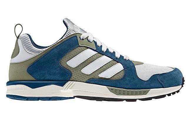 Adidas Originals Zx 5000 Blue Profile