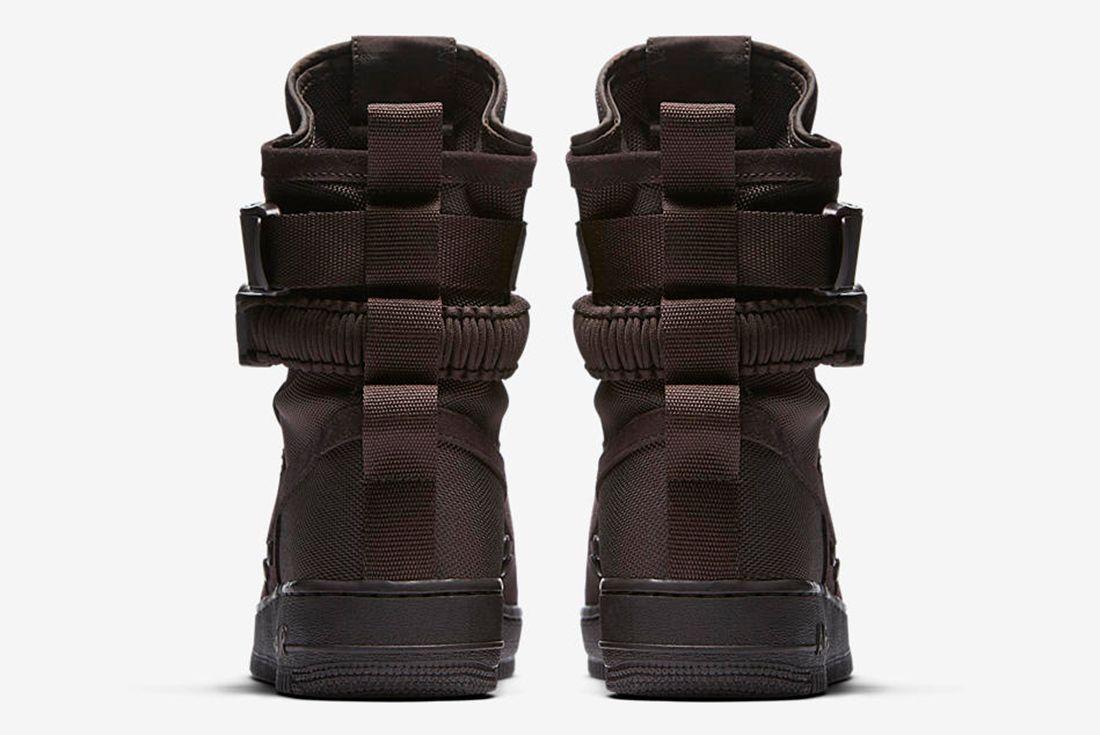 Nike Sf Air Force 1 Velvet Brown5