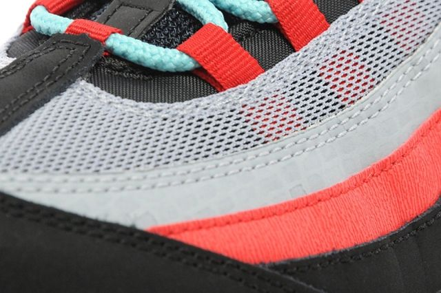 Nike Air Max 95 Obsidian University Red 2