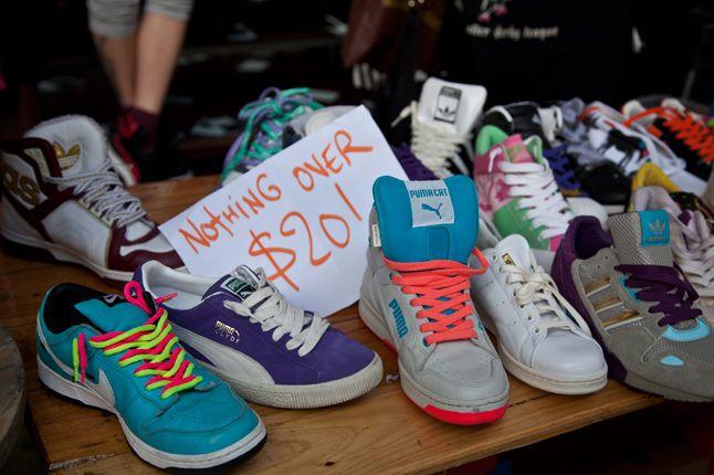 Sneaker Freaker Swapmeet 2011 6 1