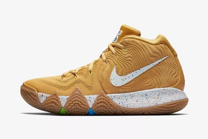 Nike Kyrie 4 Cinnamon Toast Crunch Release Date 3