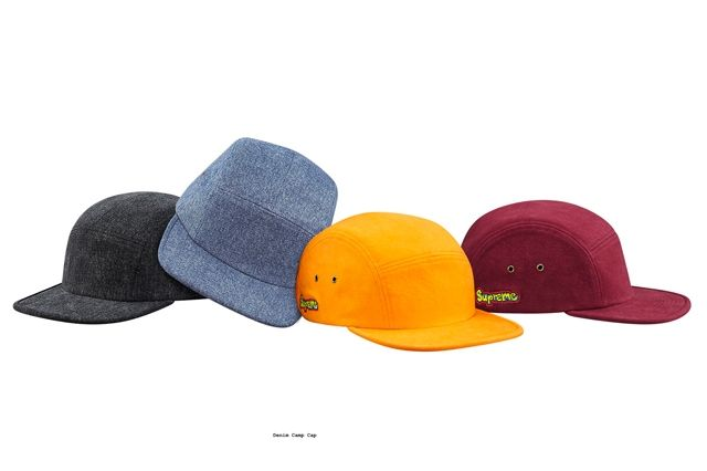 Supreme Ss15 Headwear Collection 13