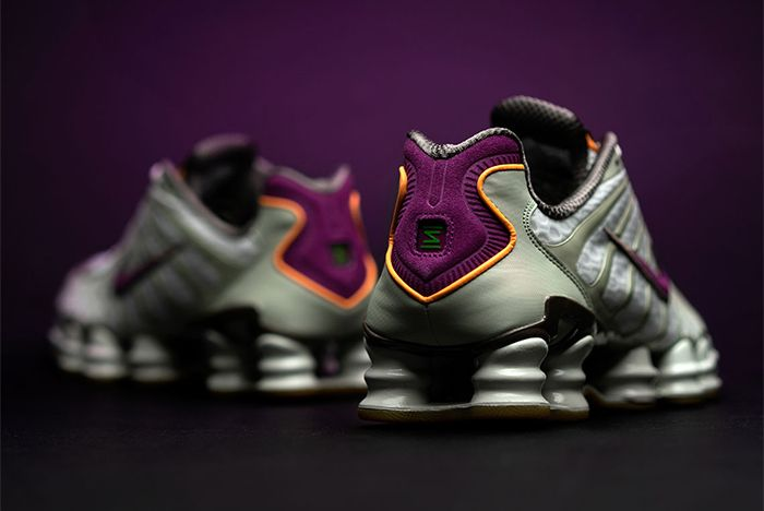 Size Nike Shox Tl Viotech Heel