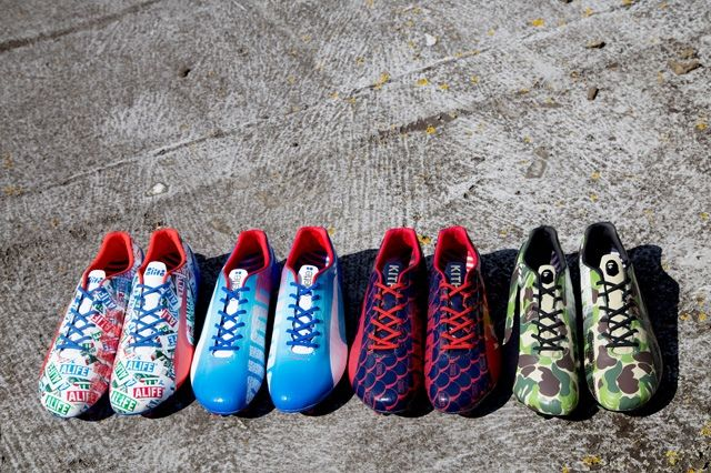 Puma Select Evospeed Boots Full Reveal 2