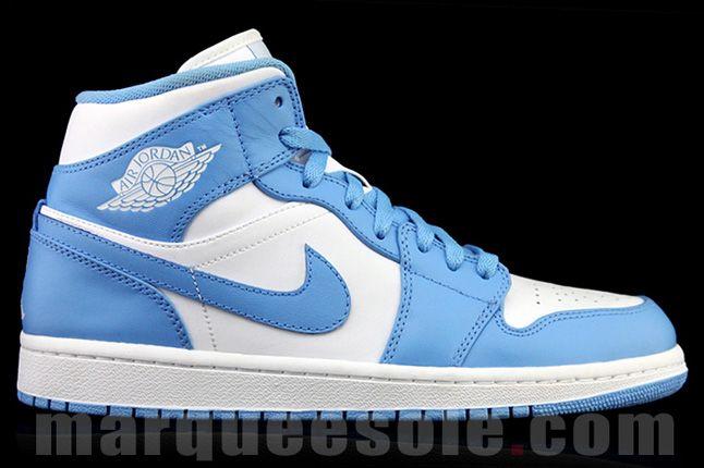 Air Jordan 1 University Blue Profile 1