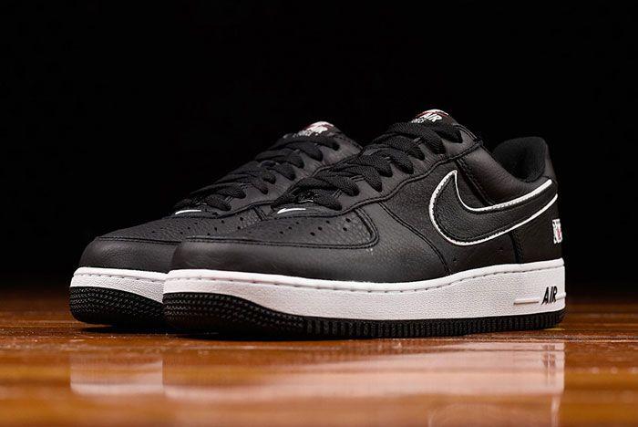 Nike Air Force 1 Low Nyc Black 2