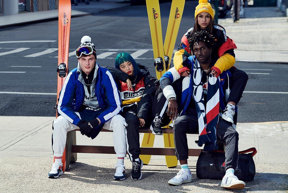 Ellese For The Win Group Shot Ski