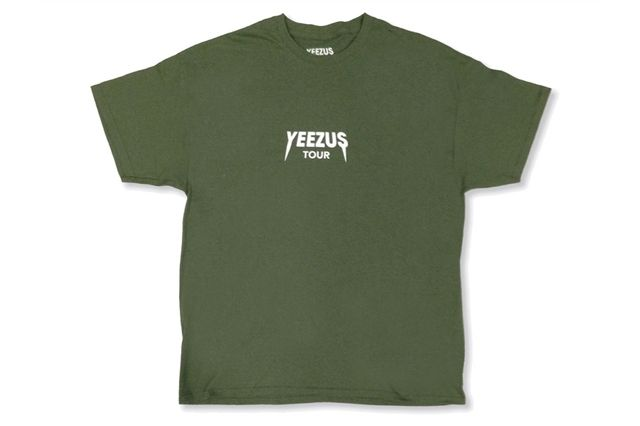 Yeezus Tour Merchandise 5
