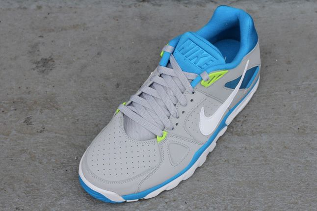 Nike Air Trainer Low Wolf Grey 02 1