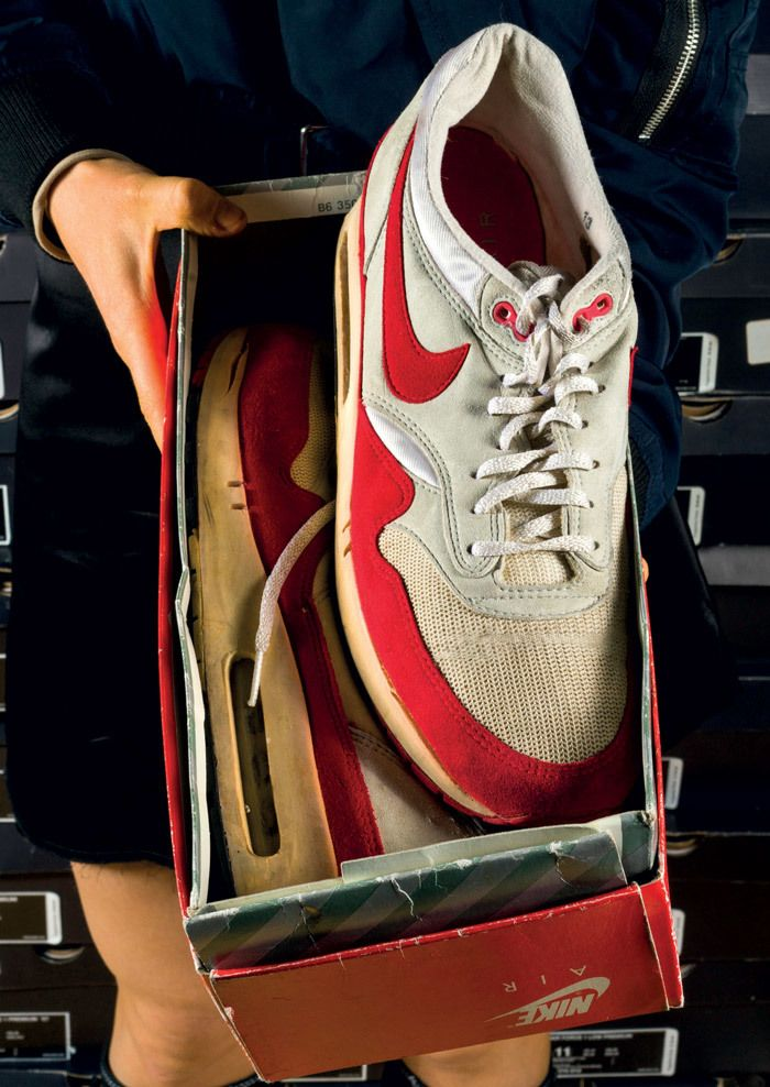 The Chicks With Kicks Sneaker Freaker Interview Nike Air Max 1 Og 1987