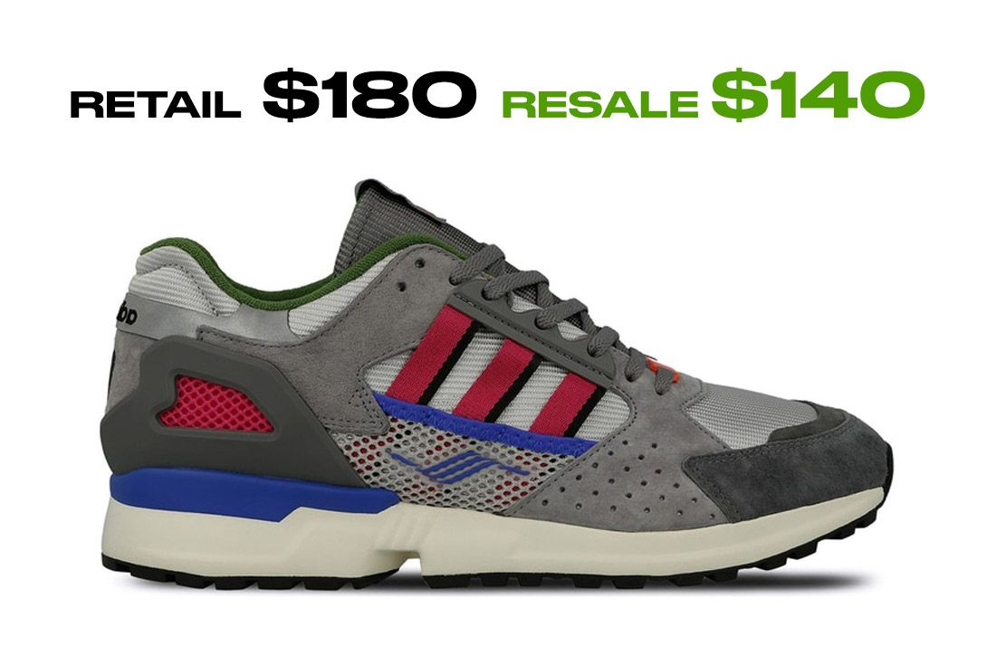 Stockx Resale Overkill Zx10000C Right Side Shot