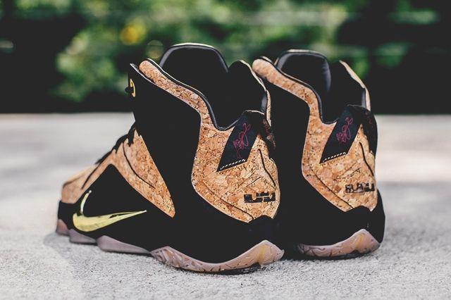 Nike Le Bron 12 Cork 3