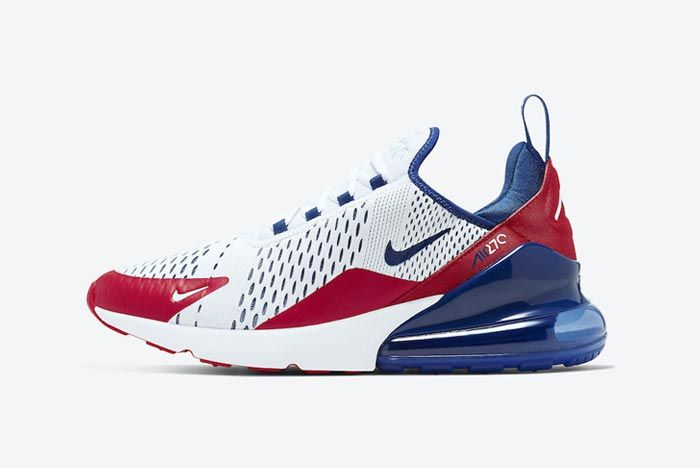 The Nike Air Max 270 Goes All American Sneaker Freaker