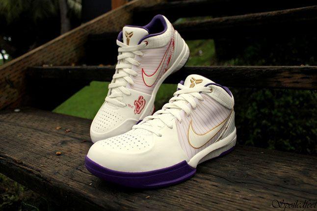 Nike Zoom Kobe 4 Bj2F 1