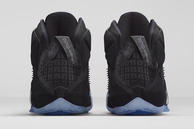 Nike Lbj12 Rubber City 4