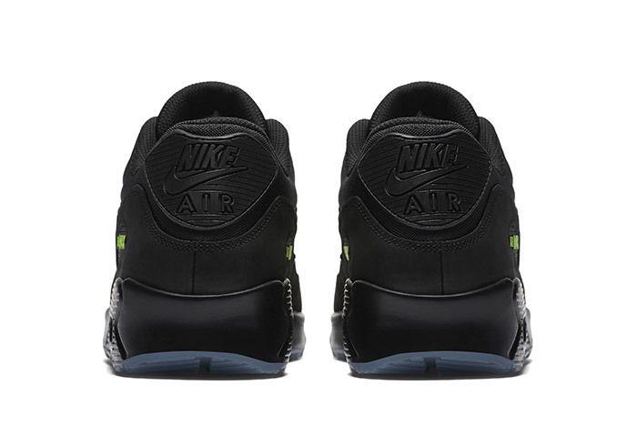 Nike Air Max 90 Black Neon 2