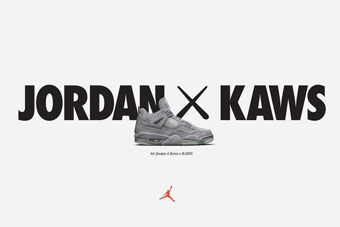 Kaws X Air Jordan 4 Official Details Announced2