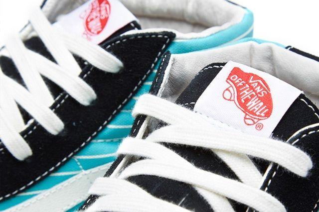 Vans Vault Og Sk8 Hi Lx Stripes Pack 5