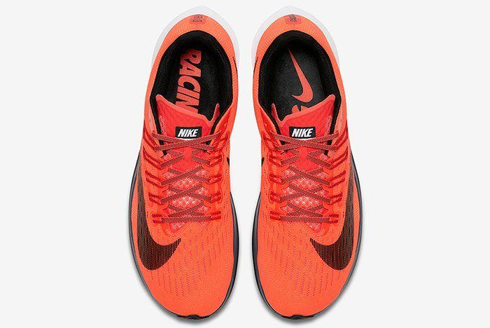 Nike Zoom Fly Bright Crimson 4
