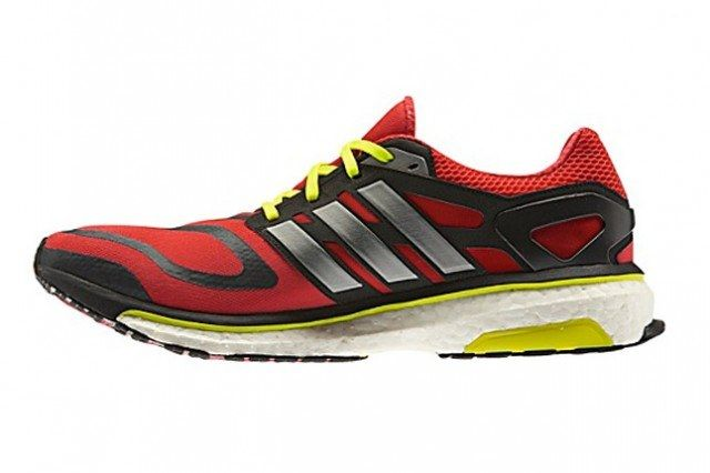 Adidas Energy Boost Red Side Profile 1 640X4261