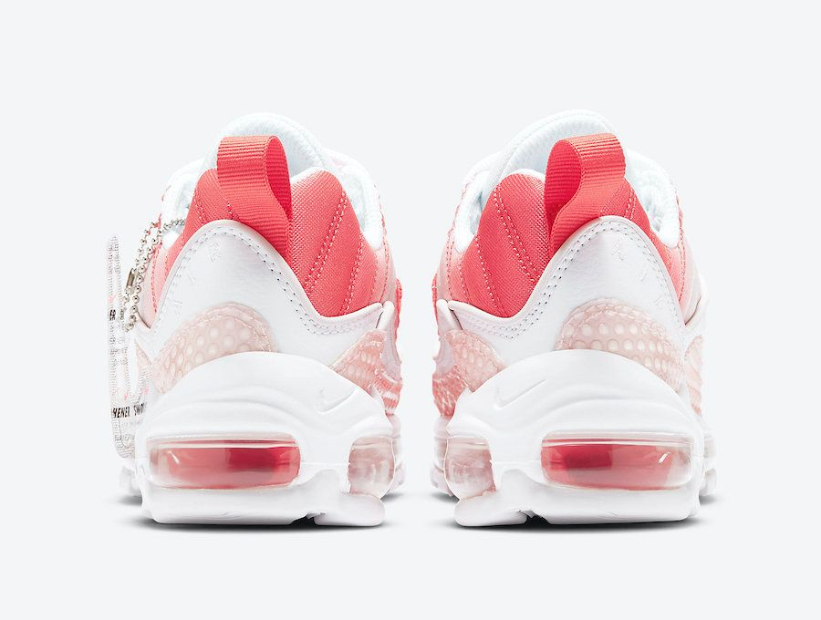 Nike Air Max 98 Bubble Pack Heel