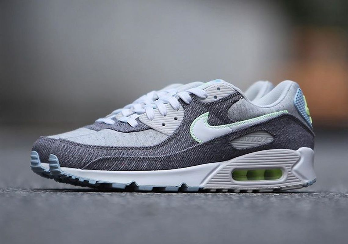 Nike Air Max 90 Crater Left