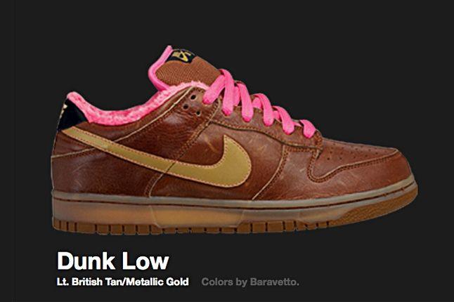 Nike Dunk Low Lt British Tan 2008 2